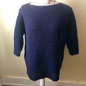Lauren Ralph Lauren Heavy Loose Knit Sweater 2XL
